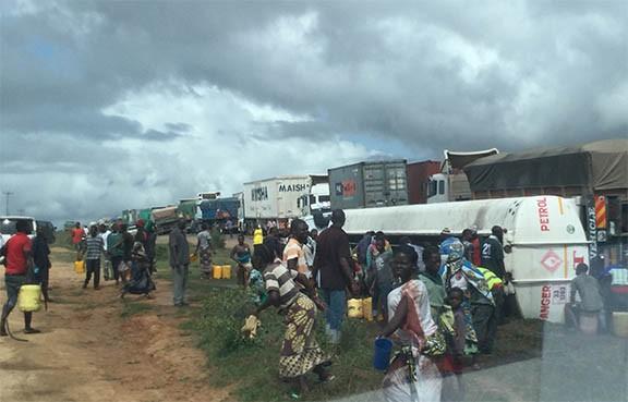 Kerosene Harvesting