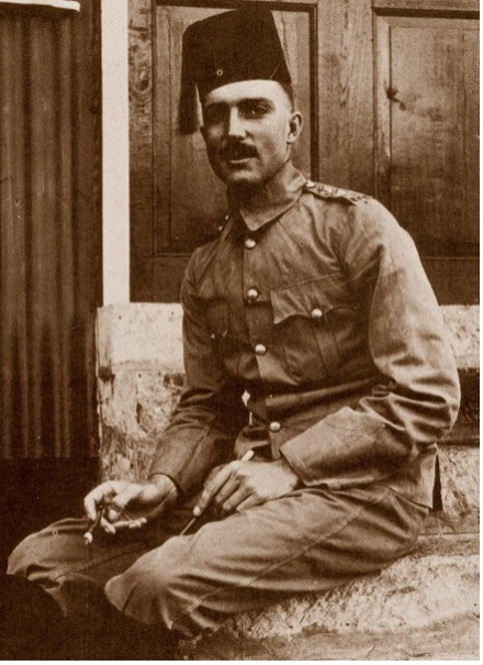 Colonel Meinertzhagen
